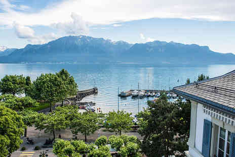 Grand Hotel Du Lac - Five Star 7 nights Stay in a Deluxe Lake View Room - Save 44%