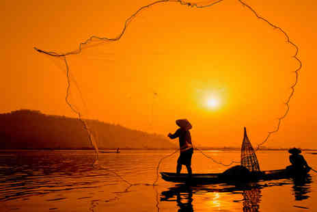 South Vietnam River Cruise - Three nights Stay in a Deluxe Room at Paragon Saigon Hotel - Save 0%