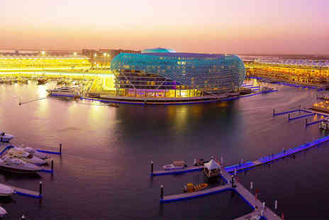 Yas Viceroy Abu Dhabi - Five Star 4 nights Stay in a Deluxe Room - Save 66%