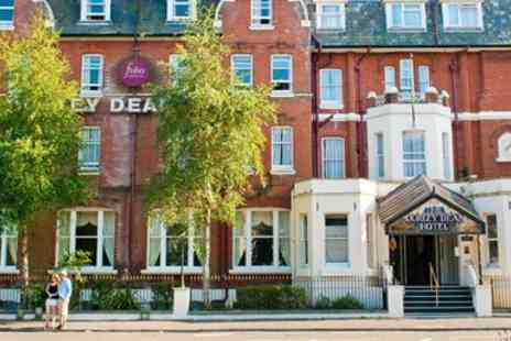 Durley Dean Hotel - Two Night Bournemouth Getaway with Breakfast - Save 49%