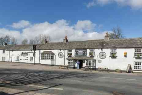 The Cross Keys Inn - One, Two or Three Nights Stay for Two with Breakfast - Save 35%