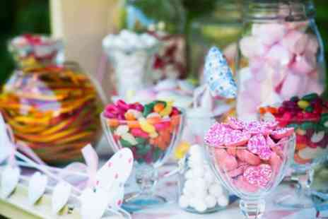 Fabulous EXTRAS - Candy Cart or Chocolate Fountain Hire - Save 40%