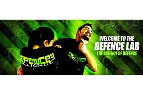 Defence Lab Nottingham - Up to Eight Kids or Adult Self Defence Classes - Save 0%