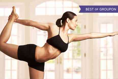 Fitness on Fire - Five or Ten 60 Minute Hot Yoga Classes - Save 0%