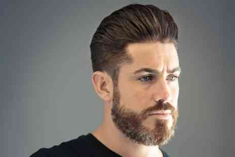 The Terrace Barbers - Damp Cut and Finish or Wash, Cut and Finish with Beard Trim  - Save 30%