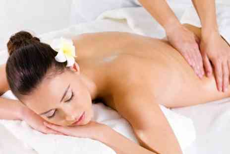 New Heights Holistic - 60 or 90 Minute Pamper Package with Massage and Facial - Save 38%