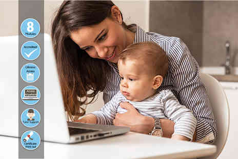 Centre of Excellence - An online baby sign language course - Save 81%