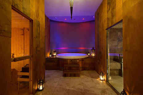 St Nicholas Spa - Spa day with a light lunch, glass of Prosecco, tea and one treatment - Save 45%