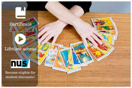 OfCourse - Psychic tarot card business coaching course - Save 87%