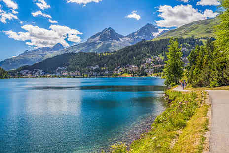 Lakes and Mountains of Switzerland - Nine nights accommodation as per itinerary - Save 34%