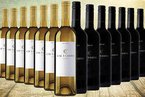 Karpe Deal SL - 16 Bottles of Cal Y Canto Castillo Wine - Save 48%
