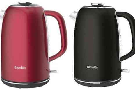 Groupon Goods Global GmbH - Breville Kettle With Free Delivery - Save 52%