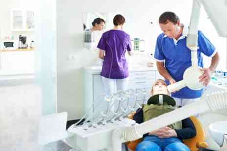 Aesthetika Dental Studio - Dental Checkup with Scale, Polish and Two X Rays - Save 51%