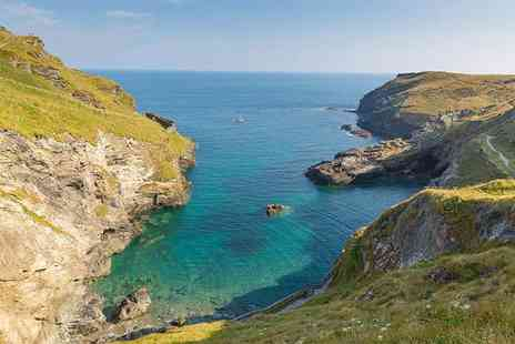The Harlyn Inn - Overnight Cornwall beach getaway for two people including breakfast - Save 59%