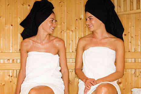 Activity Superstore - Weekend spa day with two treatments each for two - Save 41%