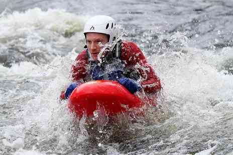 Bodyboating - Session of white water bodyboating for one - Save 47%