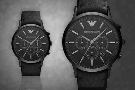 Gray Kingdom - Mens Emporio Armani AR2461 watch - Save 65%