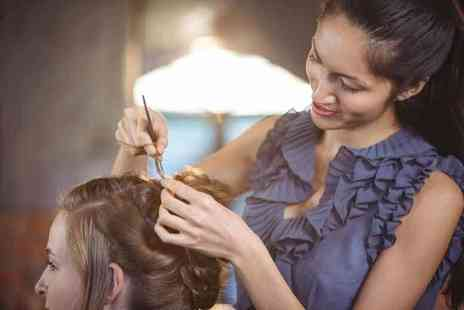 Sarah Artistry - Vtct accredited Level Two hair styling and design course - Save 82%