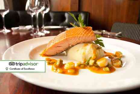 29 Private Members Club - Two course dinner for two people with a bottle of wine to share - Save 0%