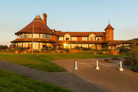 East Sussex National Hotel - Four Star Three nights Stay in a Club Double or Twin Room - Save 0%