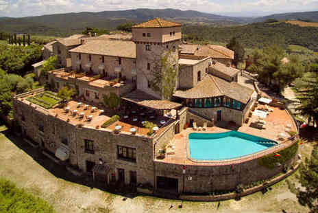 Relais Il Canalicchio - Four nights in a Junior Suite - Save 9%