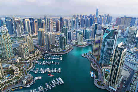 Intercontinental Dubai Marina - Four nights in a King Bed club Intercontinental Suite - Save 47%