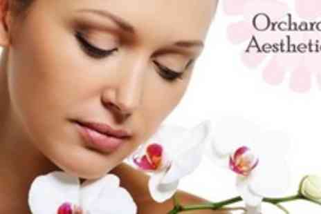 Orchard Aesthetics - Three Diamond MicrodermabrasionSessions Plus Skin Peel - Save 76%
