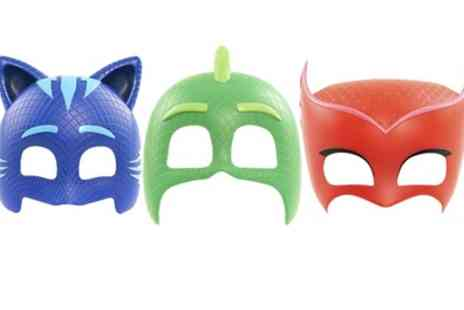 Groupon Goods Global GmbH - Disney Characters PJ Mask Hero Dress Up Masks - Save 0%