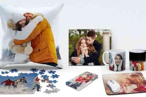 Photo Gifts - Personalised Photo Gifts - Save 84%