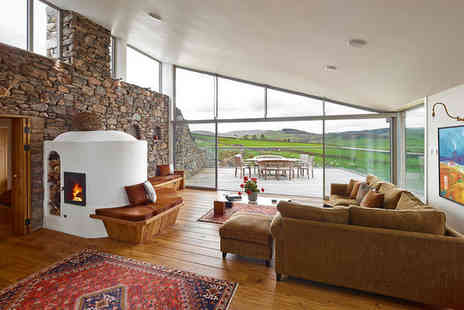 Three Glens House - Three nights Stay with Exclusive use of the House - Save 0%