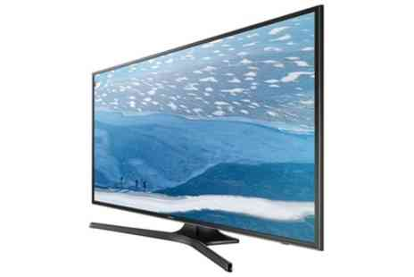 Groupon Goods Global GmbH - Samsung UE50KU6000 50 Inch UltraHD LED Smart TV With Free Delivery - Save 8%