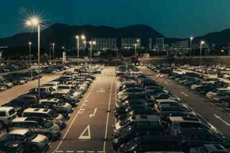 Compare Parking Deals - 33% Off Airport Parking - Save 0%