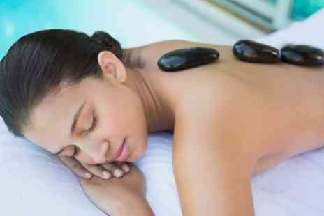 Sheffs Beauty Wellbeing - 45 Minute Hot Stone, Swedish or Back, Neck, Shoulder and Scalp Massage - Save 0%