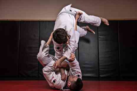 Saltire Judo - Three or Six Beginners Judo Classes - Save 72%