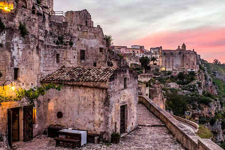 Albergo Sextantio Le Grotte Della Civita - Four nights Stay in a Classic Room - Save 59%