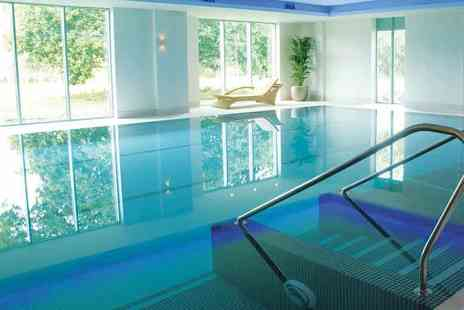 De Vere Cotswold Water Park - Luxury spa day for one including two treatments and three course lunch - Save 52%