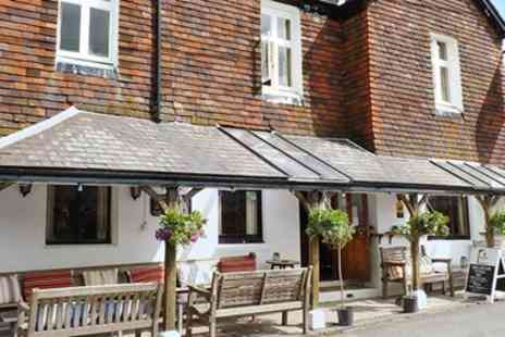 Hawkley Moose - Two Night Hampshire Inn Stay with Meals - Save 41%