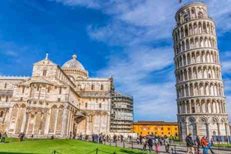 Travel Interaction - Three Night, 4 Star Pisa, Repubblica Marinara stay - Save 0%