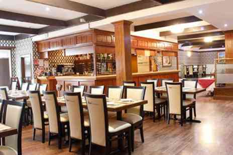 Shri Bheemas Indian Restaurant - Weekday Two Course Lunch for Two - Save 56%