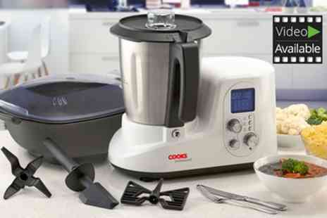 Groupon Goods Global GmbH - Cooks Professional Deluxe Thermal Multi Cooker With Free Delivery - Save 68%