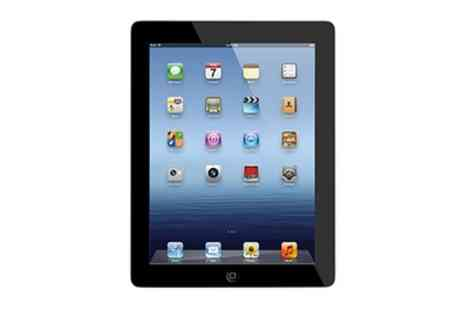 GoldBoxDeals - Refurbished Apple iPad 4 32GB Wifi or Wifi Plus 4G Cellular With Free Delivery - Save 0%