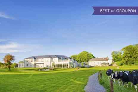 Temple Lodge and Spa - One or Two Nights Stay for Two with Afternoon Tea and Spa Access - Save 53%
