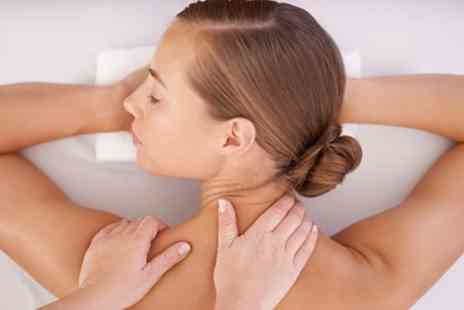 Bronzed and Beautiful Peterborough - Back, Neck and Shoulders or Full Body Swedish Massage - Save 52%