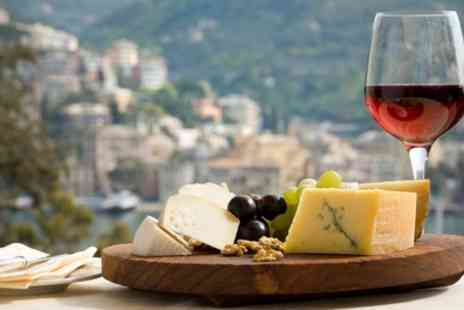 The Solent Wine Experience - Tutored Tasting of Six Wines with Cheese or Chocolate Platter - Save 0%