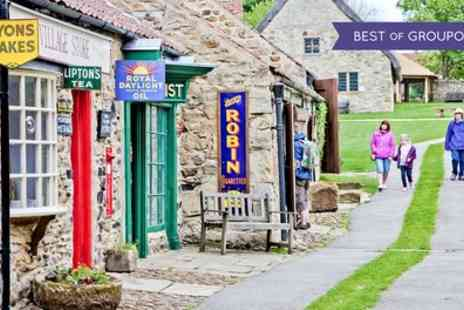 Ryedale Folk Museum - Adult or Concession Tickets to Ryedale Folk Museum for Two - Save 33%