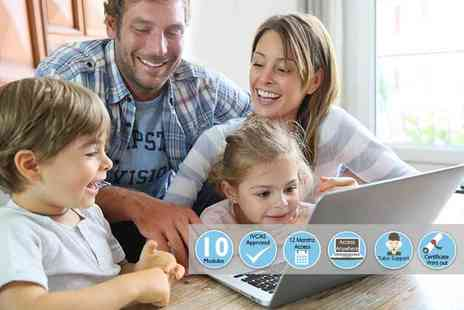 E Careers - Online child internet safety course - Save 91%