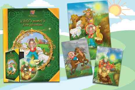 My Fairytales - Childrens personalised My Farm Adventure book - Save 67%