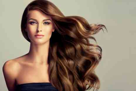 E Scissorhands - Luxury wash, cut & blow dry - Save 36%