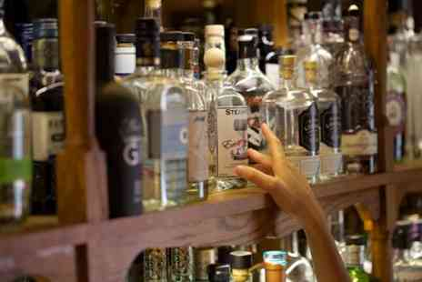 Mr Foggs Gin Parlour - Gin and Tonic Tasting Experience for Two - Save 0%