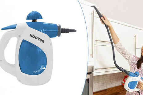 Direct Vacuums - Handheld Express Steam Cleaner Grade A Refurb - Save 79%